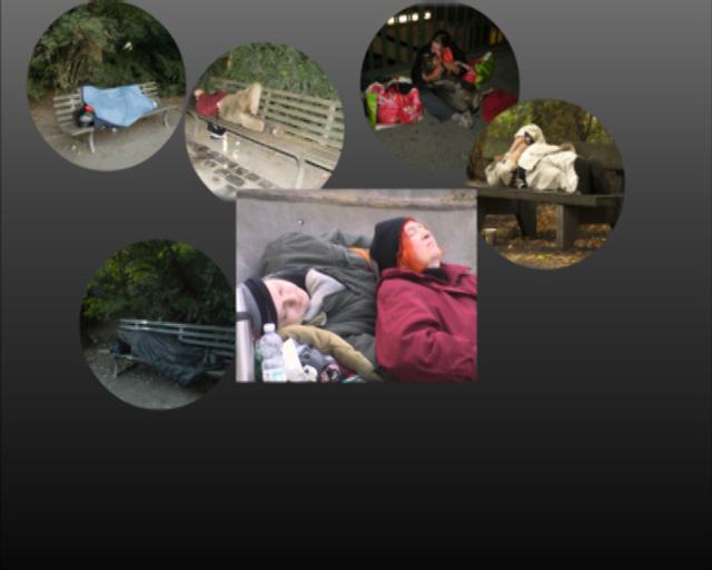 Bilderserie zur Darstellung des Openers für den Film Bankbeziehungen, Bild 8