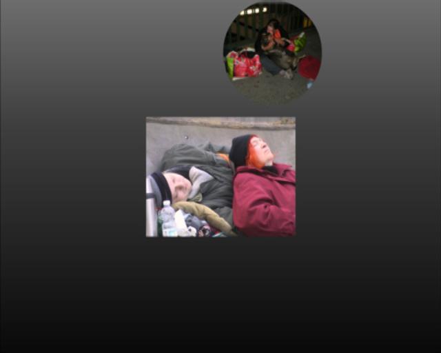 Bilderserie zur Darstellung des Openers für den Film Bankbeziehungen, Bild 9