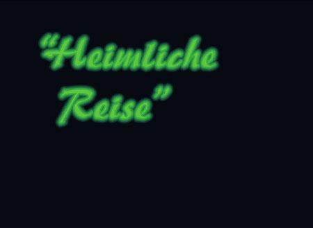 """Titelbild """"Heimliche Reise"""""""