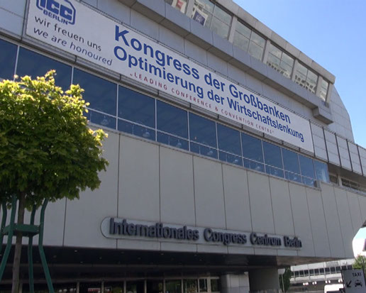 Wirtschaftskongress in Berlin