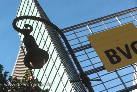 BVG-Gebäude in Kreuzberg