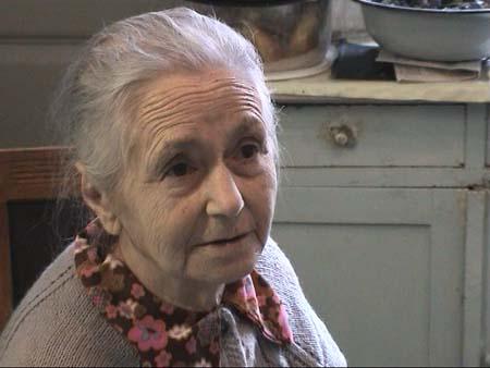 Galina, die Protagonistin