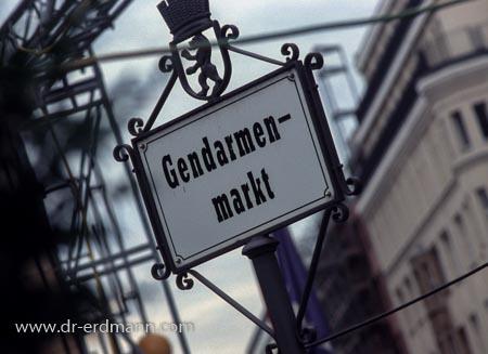 Der Gendarmenmarkt