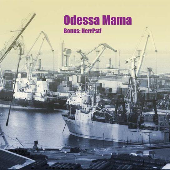 Odessa Mama DVD Cover